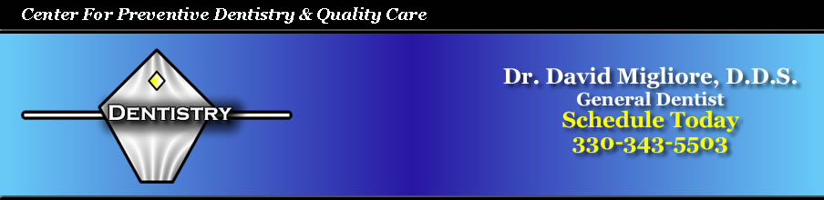 Center For Preventive Dentistry & Quality Care Heading Image